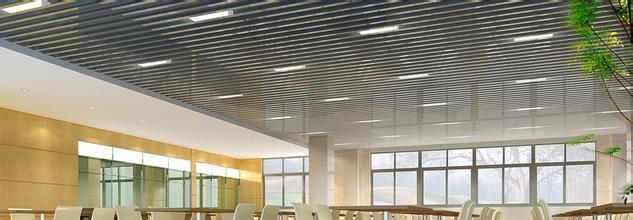 钢格板-吊顶钢格板施工工艺-隆鑫格栅板