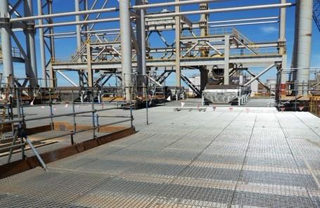 鋼格板鐵礦工程